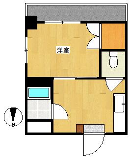 ビラージュ301号室