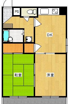 エステート高砂101号室
