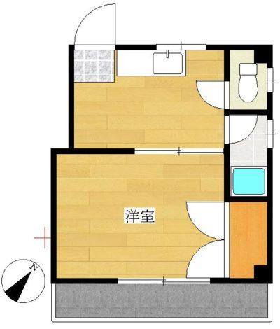 西新202号室