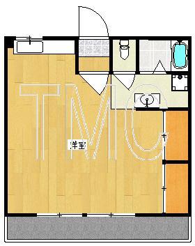 蝶和ビル307号室ロゴ