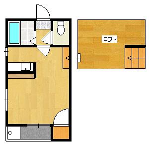 モアハイツ横手A203号室