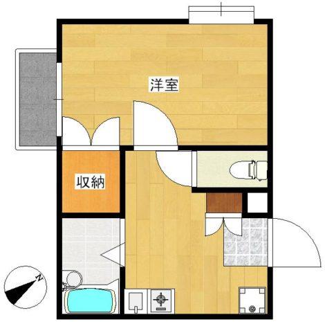 401号室