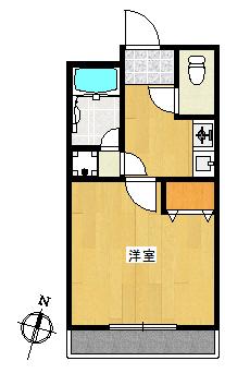 エターナル親栄2号室タイプ